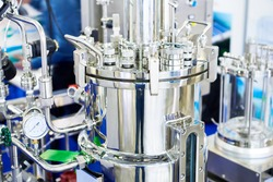 Automatic reactor system chemical industry