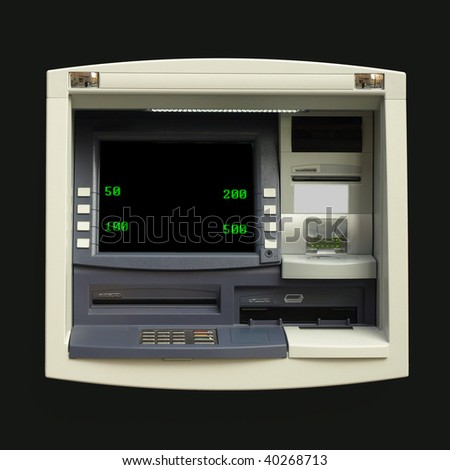 research paper on automatic teller machine