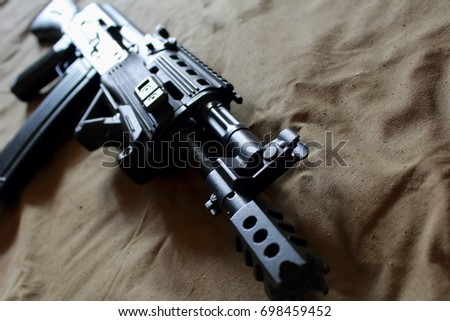 Automatic weapons VAL #698459452