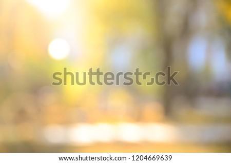 autumn blur background #1204669639