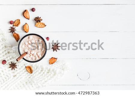 autumn composition. hot...