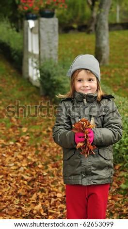 Autumn fun with list
