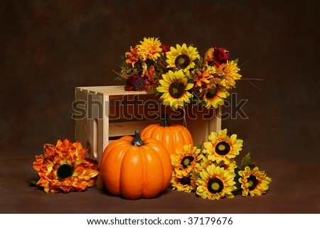 Autumn Harvest Fall theme #37179676