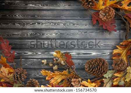 Autumn Holiday Background
