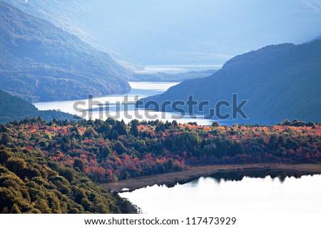 Autumn in Patagonia, Argentina