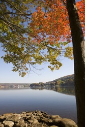 Autumn in Wisp, Maryland at Deep Creek