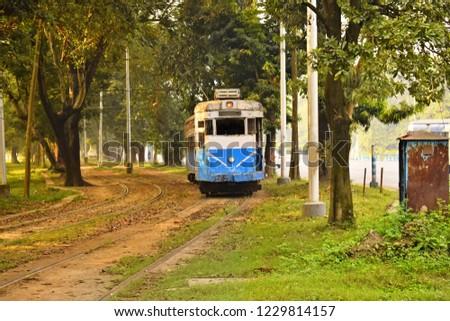 Autumn morning in Kolkata,