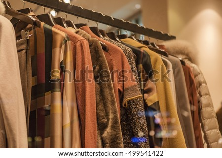 autumn winter collection in a...