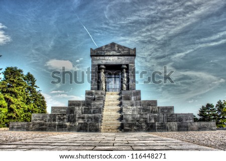 Avala Monument to the Unknown Soldier, Serbia