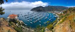 Avalon Harbour and Casino on Santa Catalina
