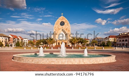 Ave Maria Oratory in Ave Maria, Florida