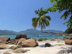 Aventureiro Beach, Ilha Grande (Big Island) - Angra dos Reis, Rio de Janeiro, Brazil