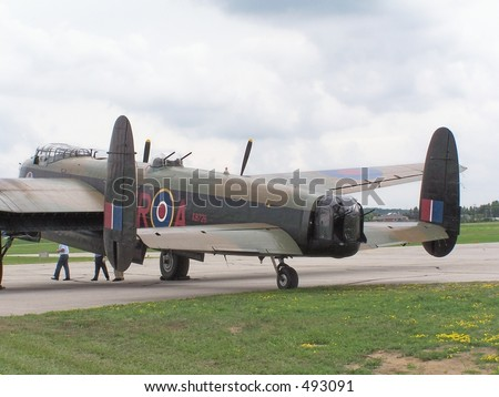 Avro Lancaster X Heavy Bomber