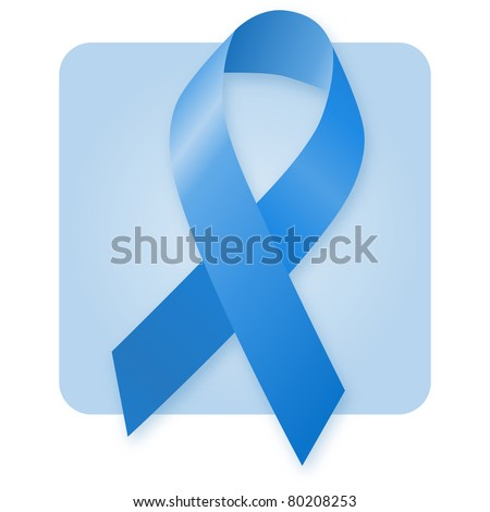 Awareness Ribbon - Tuberous Sclerosis