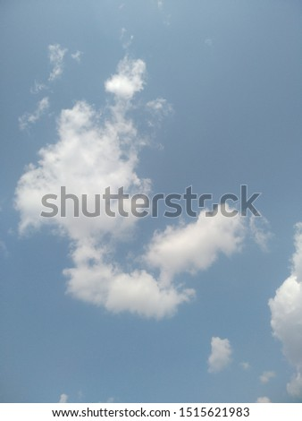 Awesome pic natural blue sky