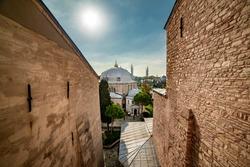 Aya Sofia Mosque Istanbul Turkey