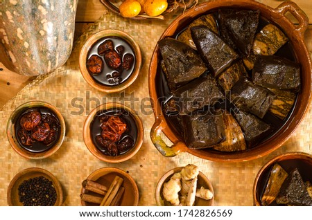 Ayote, traditional dessert of the city of guatemala, especially on  all saints day.