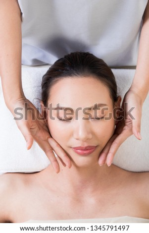 Day, asian massage master with you