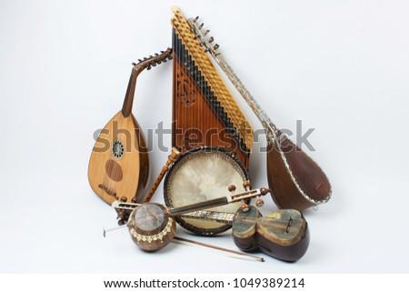 Azerbaijan national instruments