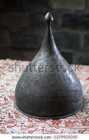 Azerbaijan traditional dishware