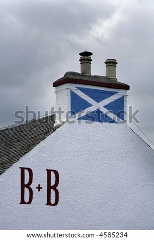 B&B in Scotland