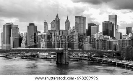 B&W NY #698209996