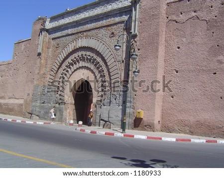 Bab Aganou - Marrakech