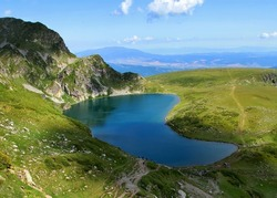 Babreka (Kidney Lake) - SEven Rila Lakes, Bulgaria