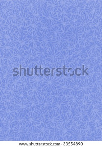 Baby blue texture paper