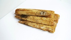 Baby corn vegetables rot is a deterioration to aerobic bacteria, lactic acid, bacteria, coliform bacterial spore, chemical and microorganisms.