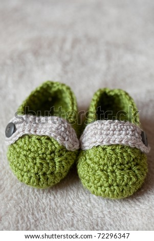 TLL Karen's Crochet Bootoes - Touching Little Lives - an Ohio