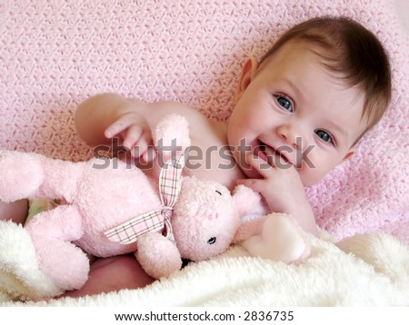 Baby Images Girl on Girl With Little Girl A On White Find Similar Images