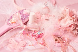 baby pink hair and beauty accessories for girls' fashions