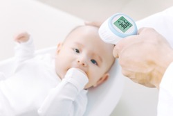 baby temperature measurement thermometer