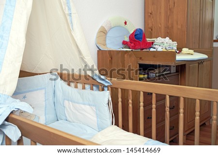 Babycot / baby room