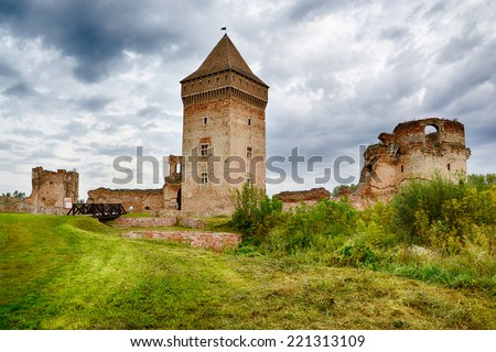 Bac Fortress, the oldest fortress in Vojvodina, was built by Hungarian king Charles Robert of the anjoy family during the period from 1338 to 1342.
