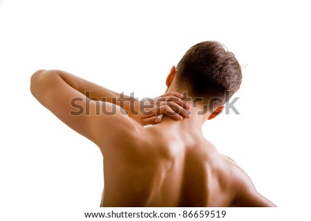 stock photo back and shoulder naked male body an athlete 86659519 File:The Lustful Sister in Law 2 Erotic Games.jpg