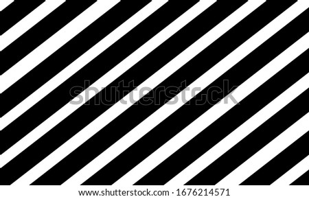 Photo of  Back and white diagonal line background and wallpaper. Geometry backgrounds. Striped seamless pattern. Applicable for covers, cards, posters and banner designs.