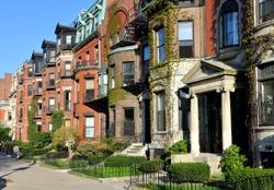 Back Bay Boston, Victorian architecture