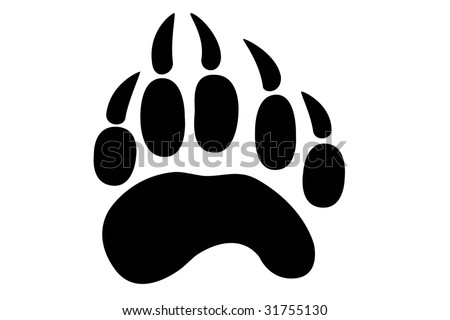 Advanced Search dog paw print tattoos. Wild Things Tattoo With Color.