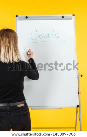 List of goals Images and Stock Photos - Avopix com