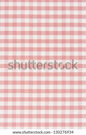 Backdrop canvas of seamless empty cotton fabric