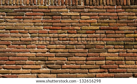 backdrop old brick wall background texture