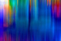 Backdrop the distribution of light abstract background art colors bokeh and blur.