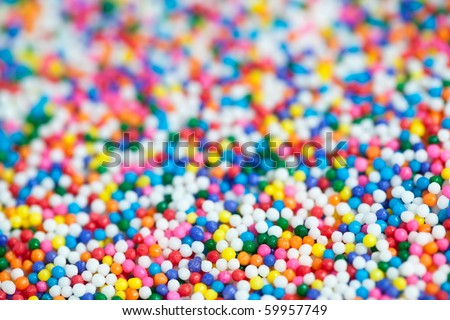 Backgroud Rainbow Colored