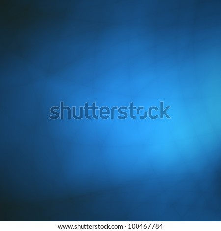 Background abstract blue unusual blur design