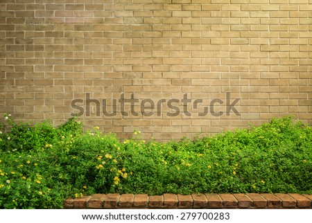 Brick Gold Decor - Free Texture