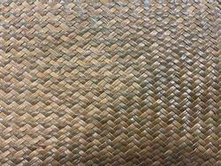 Background and texture of wickerwork.