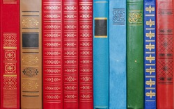 background bindings books
