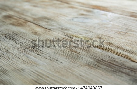 background blurred old light wood texture #1474040657